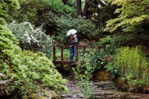 at Birmingham Botanical Gardens