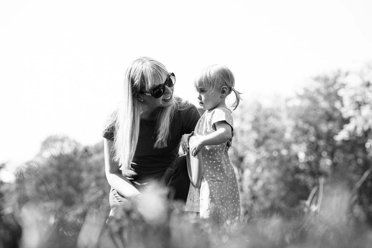 family walking Family photoshoot at Fairfield Park, Stotfold
