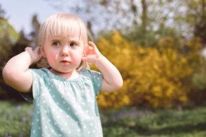 girl at fairfield park