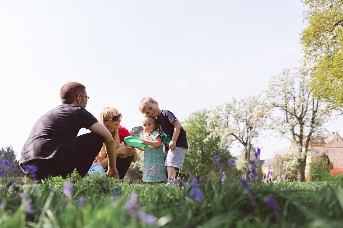 family in fairfield park stotfold