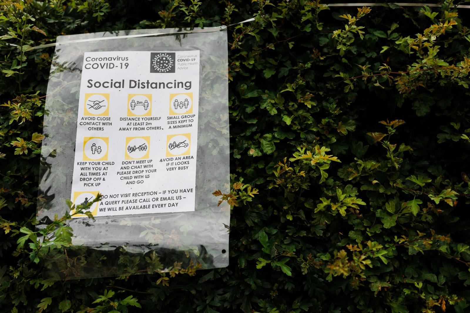 Coronavirus school rules