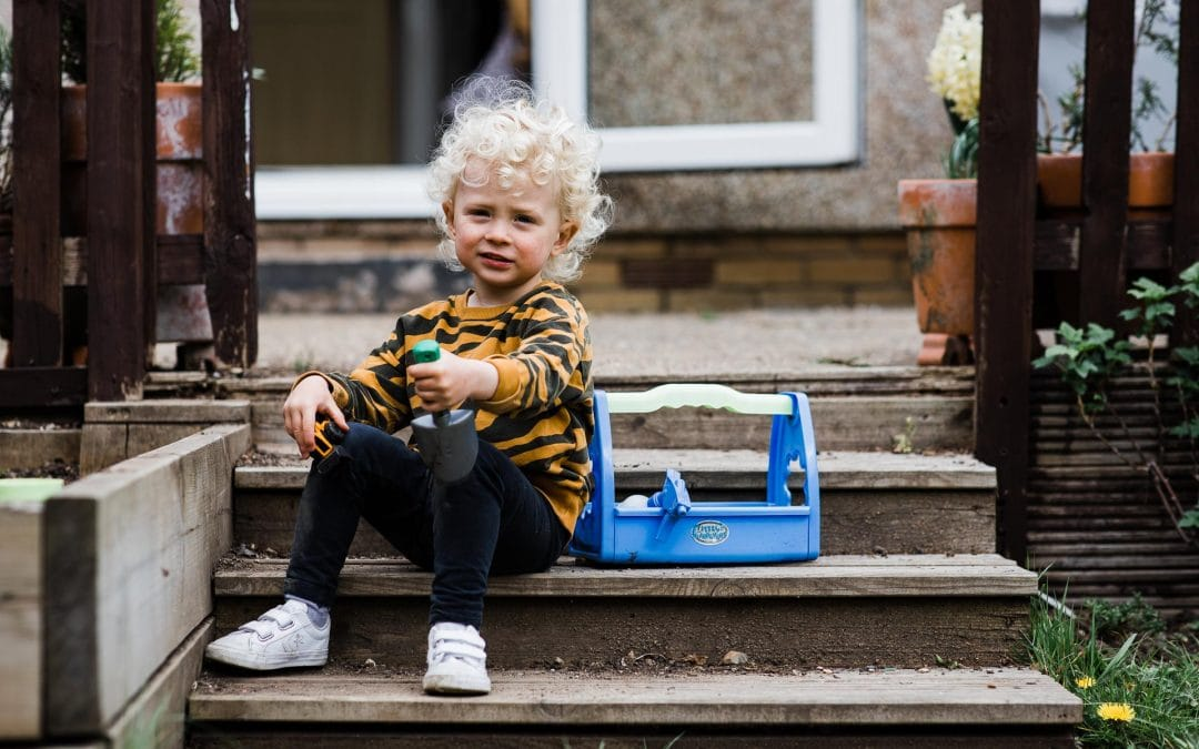 How to nail your at-home family photoshoot – three top tips from a three year old photoshoot pro